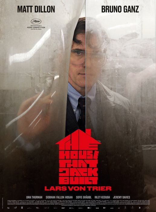 The House That Jack Built : Affiche