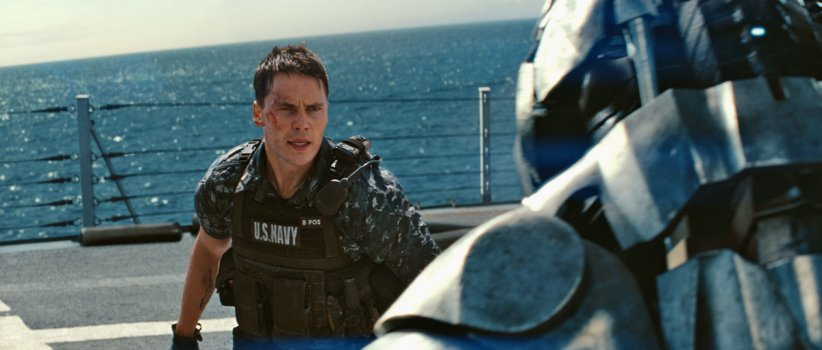 Battleship : Photo Taylor Kitsch