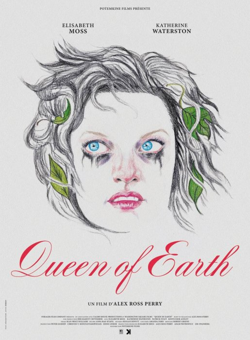Queen of Earth : Affiche