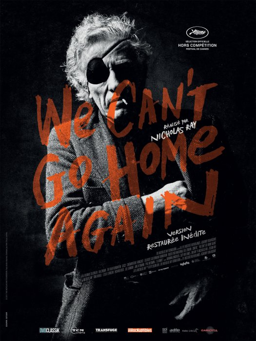 We Can't go Home Again : Affiche