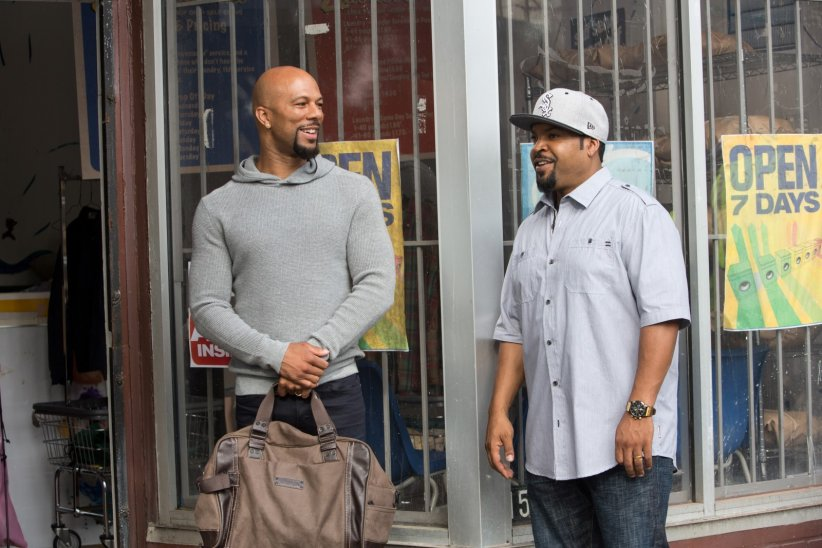 Barbershop: The Next Cut : Photo Common, Ice Cube
