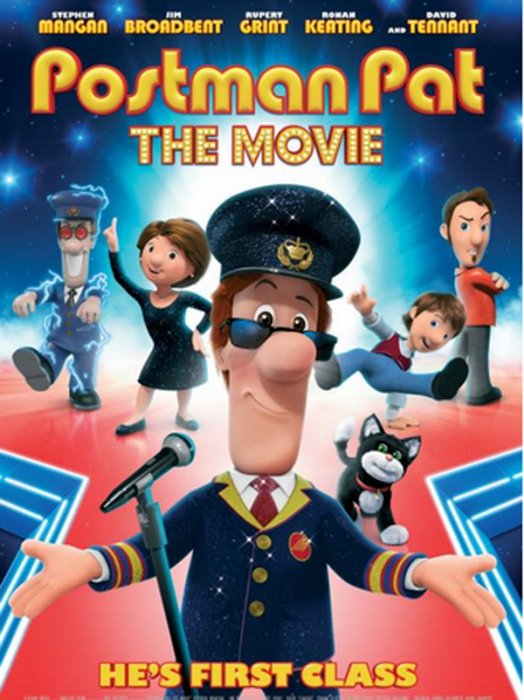 Postman Pat: The Movie : Affiche