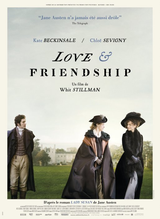 Love & Friendship : Affiche