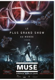 Affiche de Muse : Drones World Tour (Pathé Live)