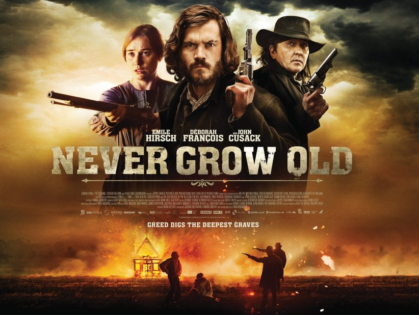 Never Grow Old : Affiche