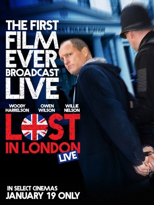 Lost In London : Affiche