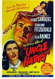 Affiche de The Strange Affair of Uncle Harry