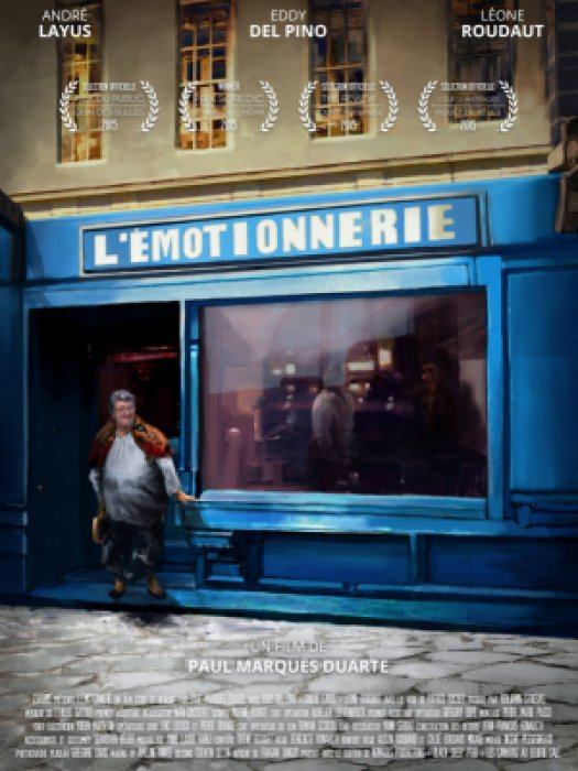 L'Emotionnerie : Affiche