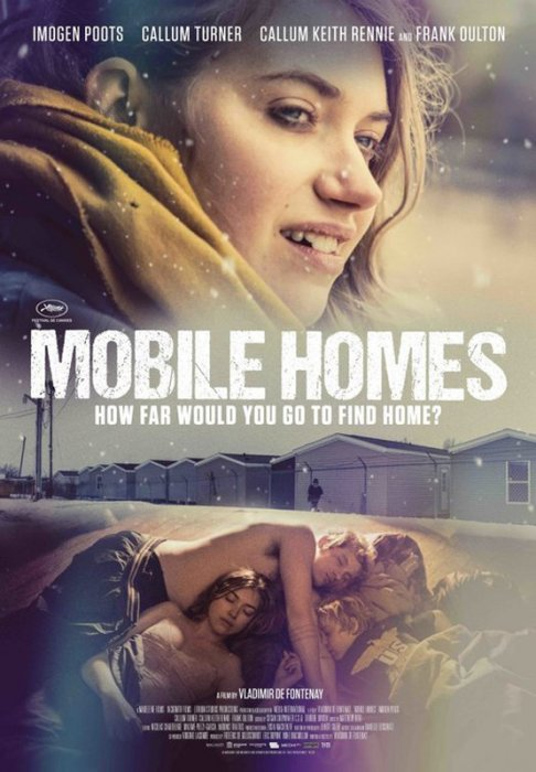 Mobile Homes : Affiche