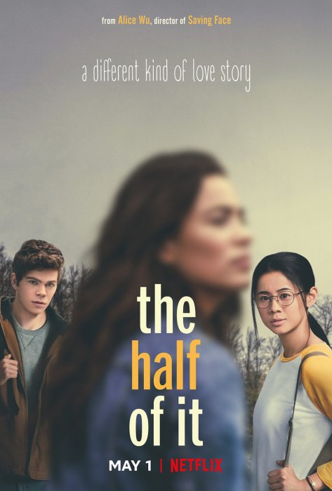 The Half Of It : Affiche