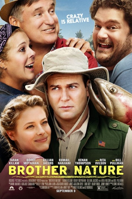 Brother Nature : Affiche
