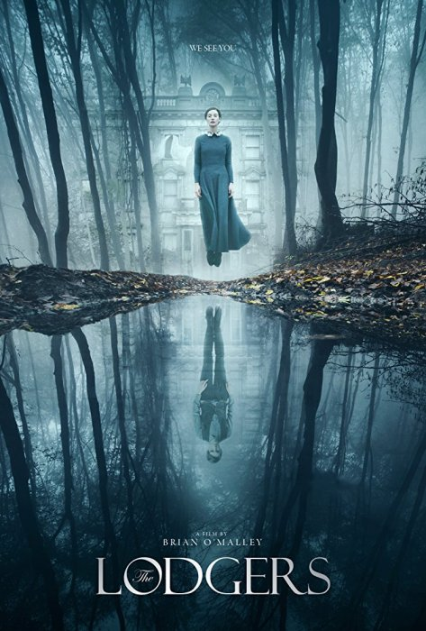 The Lodgers : Affiche