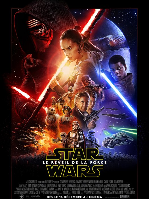 Star Wars - Le Réveil de la Force : Affiche