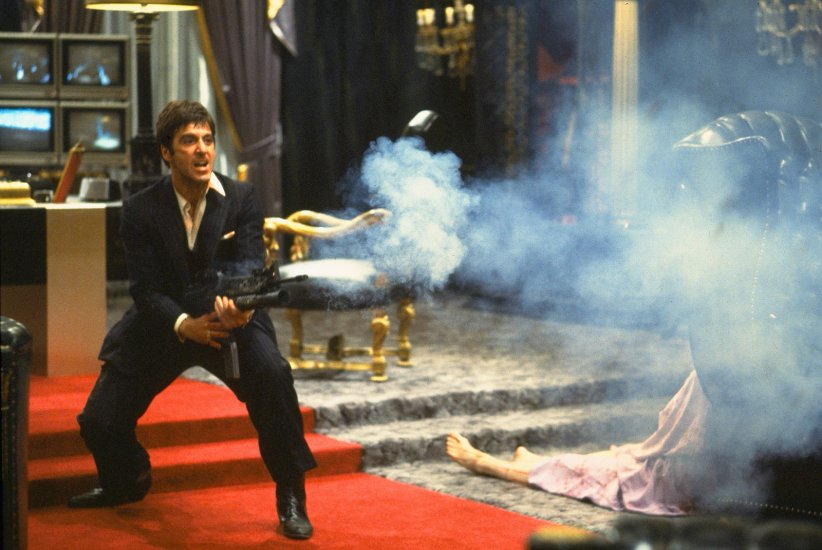 Scarface : Photo Al Pacino