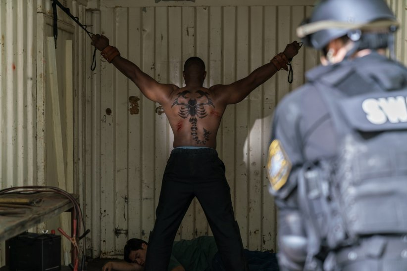 S.W.A.T.: Under Siege : Photo Michael Jai White