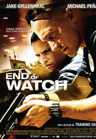 Affiche de End of Watch