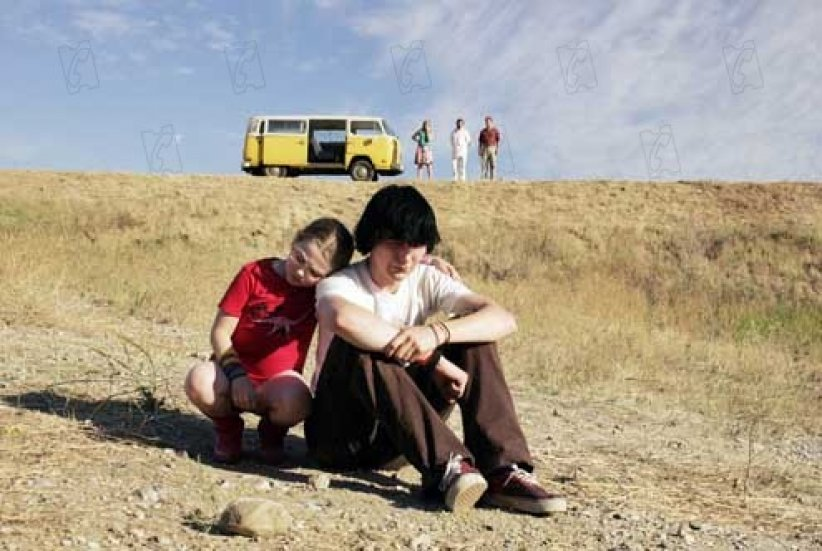Little Miss Sunshine : Photo Abigail Breslin, Paul Dano