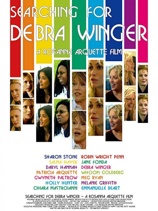 Searching for Debra Winger : Affiche