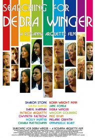 Affiche de Searching for Debra Winger