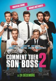 Affiche de Comment tuer son boss 2