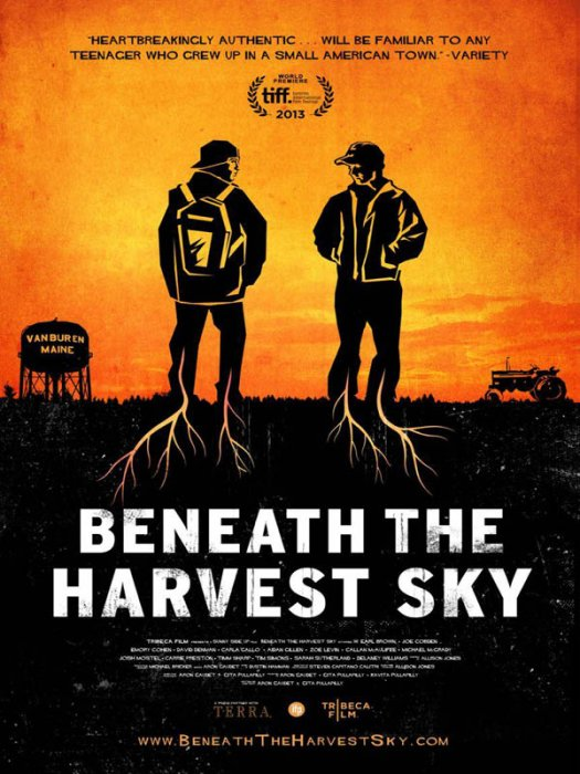 Beneath the Harvest Sky : Affiche