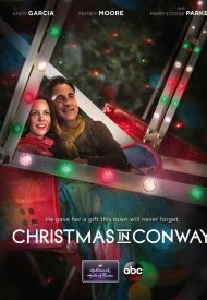 Affiche de Christmas in Conway
