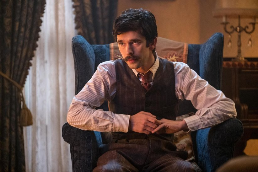 Le Retour de Mary Poppins : Photo Ben Whishaw