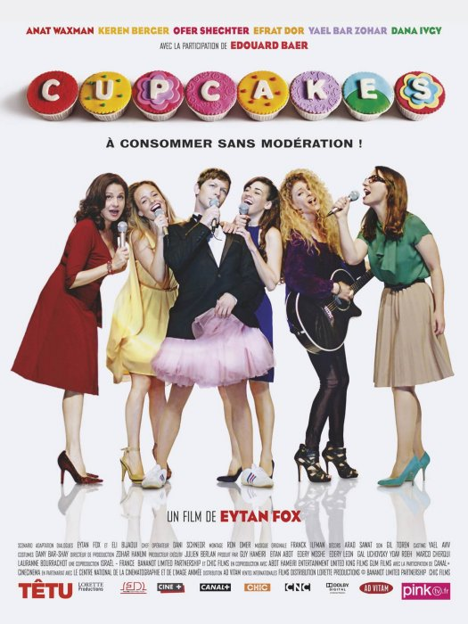 Cupcakes : Affiche