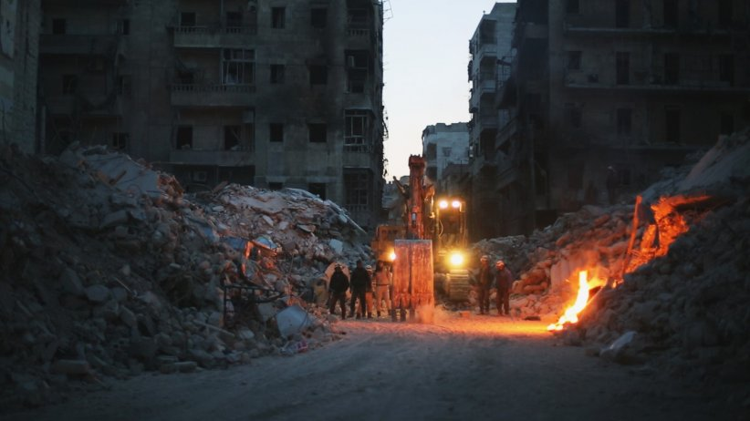 Last Men in Aleppo : Photo