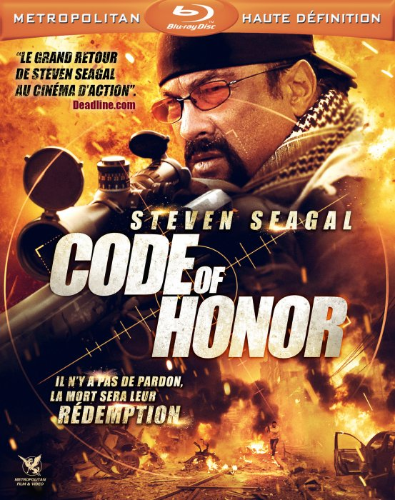 Code of Honor : Affiche