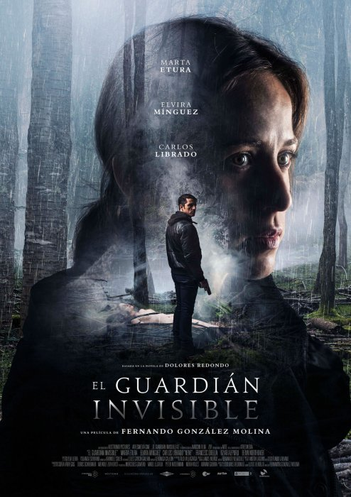 The Invisible Guardian : Affiche