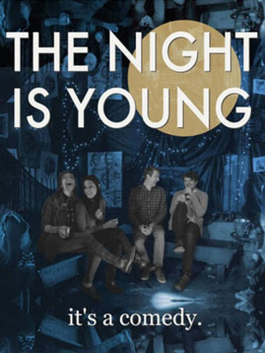 The Night Is Young : Affiche