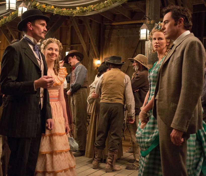 Albert à l'ouest : Photo Amanda Seyfried, Charlize Theron, Neil Patrick Harris, Seth MacFarlane