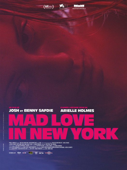 Mad Love in New York : Affiche