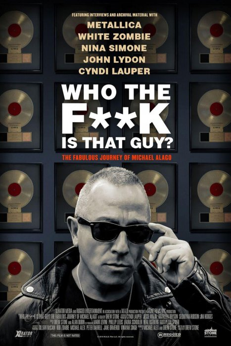 Who the F**K Is That Guy? : Affiche