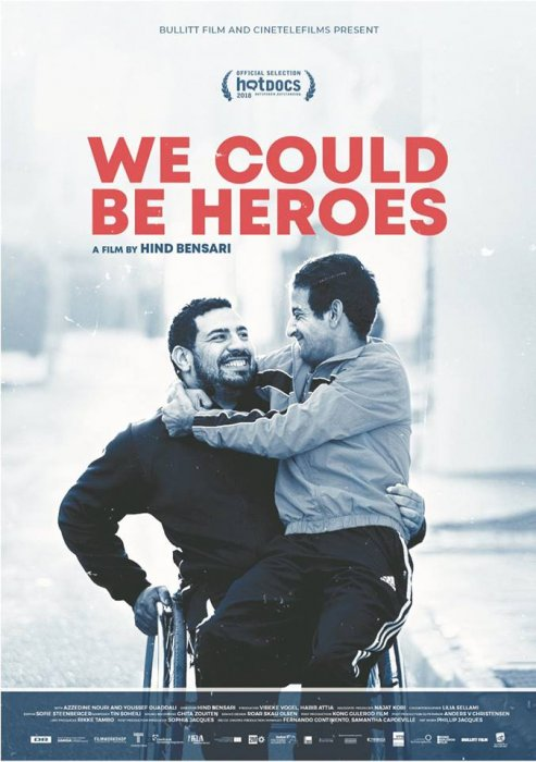 We Could Be Heroes : Affiche