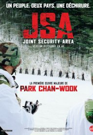 Affiche de JSA (Joint Security Area)