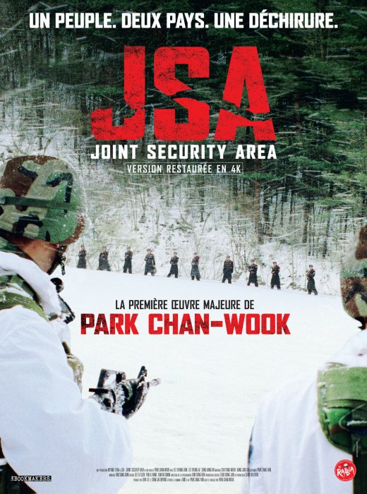 JSA (Joint Security Area) : Affiche