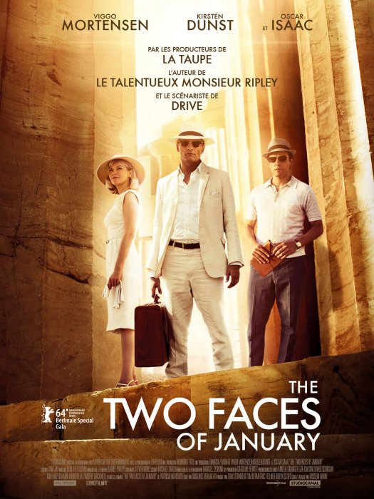 The Two Faces of January : Affiche