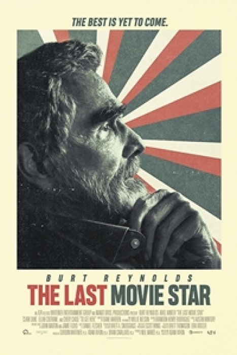 The Last Movie Star : Affiche