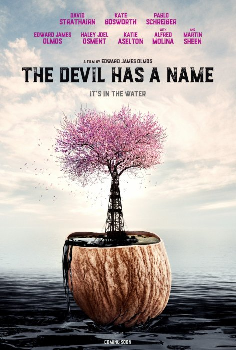 The Devil Has a Name : Affiche