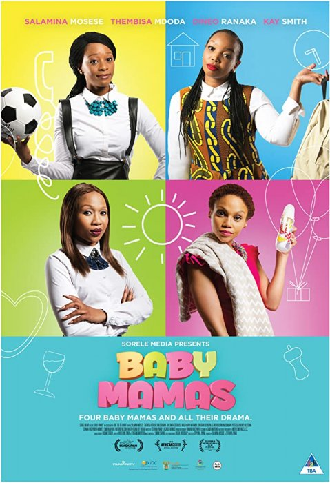 Baby Mamas : Affiche