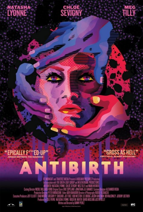 Antibirth : Affiche