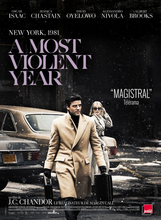 A Most Violent Year : Affiche