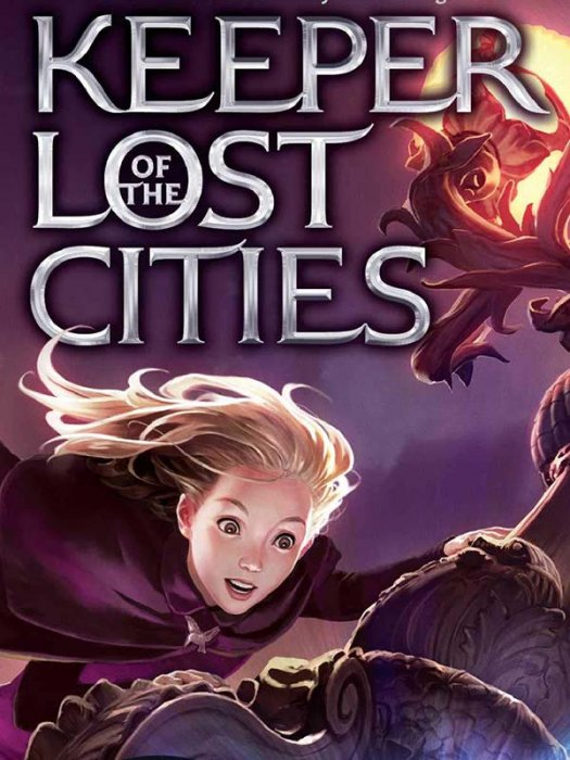 Keeper Of The Lost Cities : Affiche