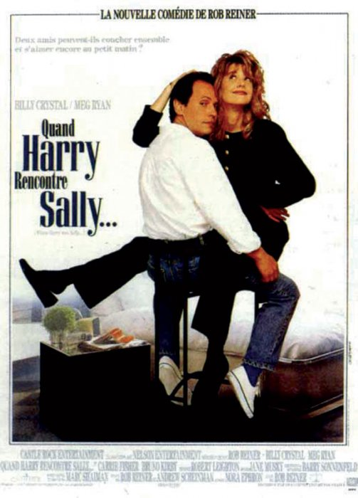 Quand Harry rencontre Sally : Affiche Billy Crystal