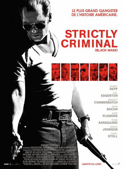 Strictly Criminal : Affiche