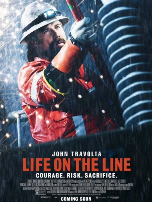 Life On The Line : Affiche
