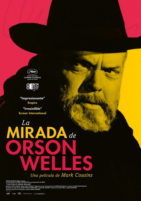 The Eyes Of Orson Welles : Affiche