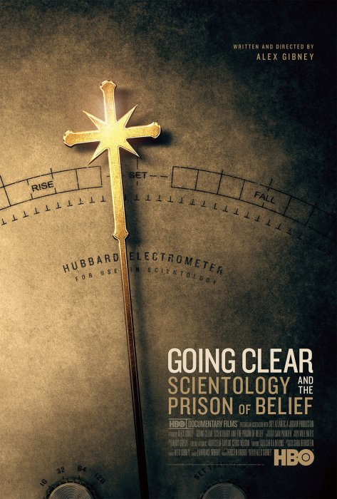 Going Clear: Scientology And The Prison Of Belief : Affiche